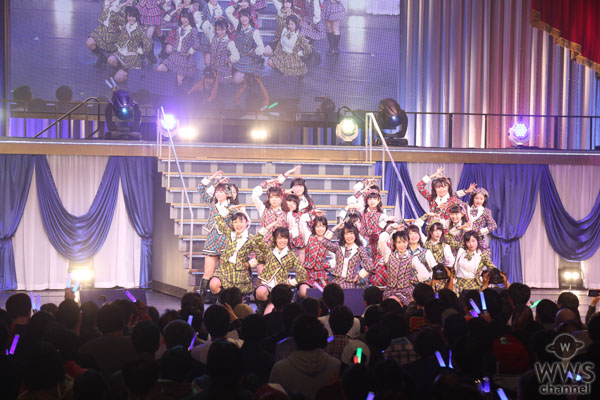 AKB48チーム8 Cutiesが単独コンサート開催!