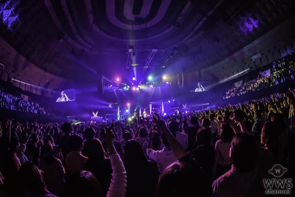 阿部真央、神戸ワールド記念ホールで全国ツアーを完走!夏の大阪城野外音楽堂ワンマンと秋の全国弾き語りツアー開催を発表!