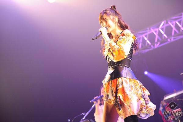 【ライブレポート】鈴木愛理がCOUNTDOWN JAPAN 18/19に登場!2018年を振り返り「自分にとっては大事な1年」<rockin'on presents COUNTDOWN JAPAN 18/19>