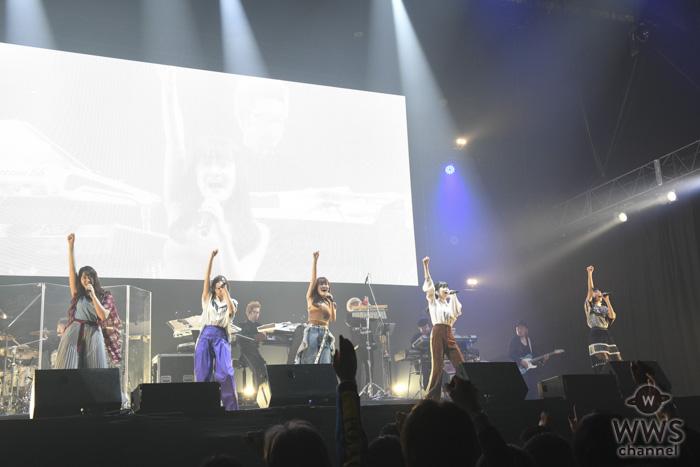 【ライブレポート】Little Glee MonsterがCOUNTDOWN JAPAN 18/19(カウントダウン・ジャパン)に登場!圧巻のアカペラ・パフォーマンスも披露!<CDJ1819>