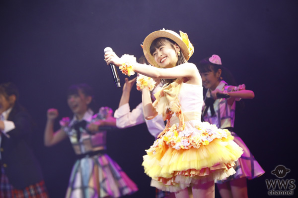 HKT48、平均年齢18歳のフレッシュメンバー<F24>が再び博多座のステージに!全メンバーがセンター曲メドレーを披露!!