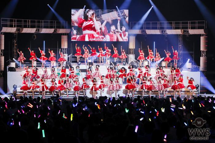 【ライブレポート】ハロー!プロジェクト総出演の20周年コンサートツアーが中野サンプラザからスタート!