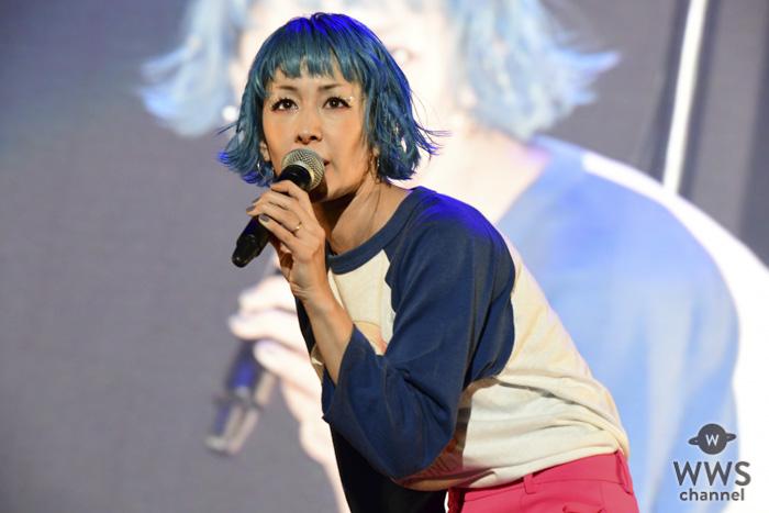 【ライブレポート】木村カエラがCOUNTDOWN JAPAN 18/19(カウントダウン・ジャパン)の3日目に登場!『おどるポンポコリン』を披露!<CDJ1819>