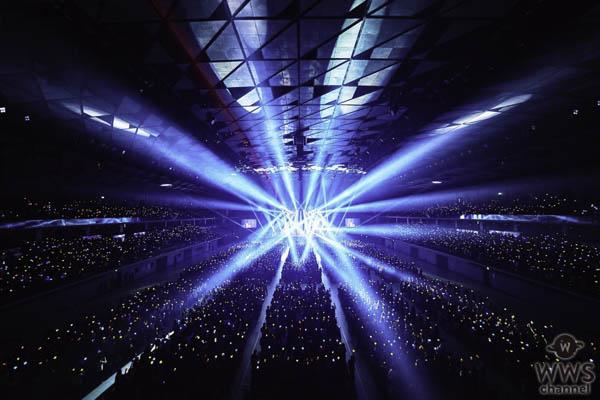"""BIGBANGの""""V.I (ヴィアイ)""""、入隊前最後のソロツアー『THE GREAT SEUNGRI TOUR 2019 LIVE IN JAPAN ~THE SEUNGRI SHOW~』が武蔵野の森総合スポーツプラザ メインアリーナにて開幕!お笑いコンビ""""トレンディエンジェル""""の斎藤司がサプライズ登場!!"""