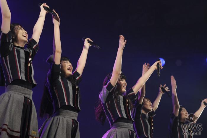【ライブレポート】私立恵比寿中学がCOUNTDOWN JAPAN 18/19(カウントダウン・ジャパン) 3日目に登場!最強セトリで盛り上がり!<CDJ1819>