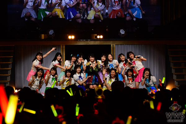 AKB48、村山彩希が初のソロコンサートで「私はAKB48劇場に人生捧げます」と宣言!!