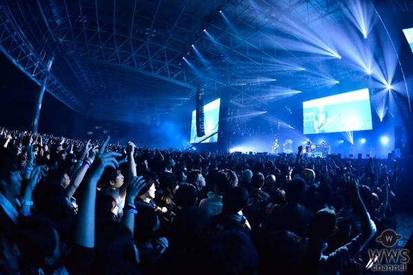 【ライブレポート】10-FEETがCOUNTDOWN JAPAN 18/19に登場!TAKUMA「前に進むことを諦めんなよ!」<rockin'on presents COUNTDOWN JAPAN 18/19>
