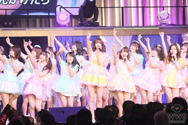 AKB48 チーム8、単独コンサートで5周年記念コンサートをサプライズ発表!!