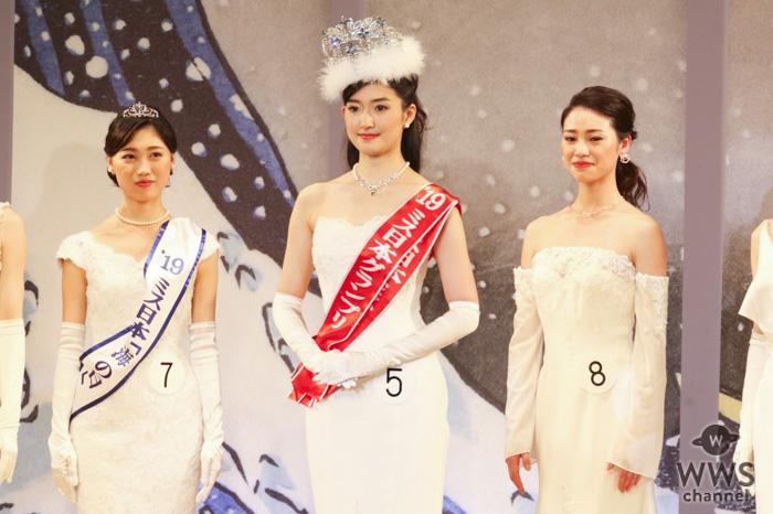 第51回ミス日本コンテスト2019が開催!グランプリは東京大学・度會亜衣子さんに決定!