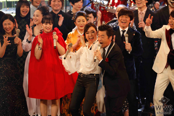 サザンオールスターズ、第69回NHK紅白歌合戦 平成から未来へ繋ぐ「希望の轍」、「勝手にシンドバッド」の2曲で 出演者全員と大団円!