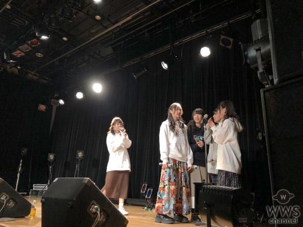 「わーすた」ファンクラブイベントで新曲、うるチョコの続編を披露!