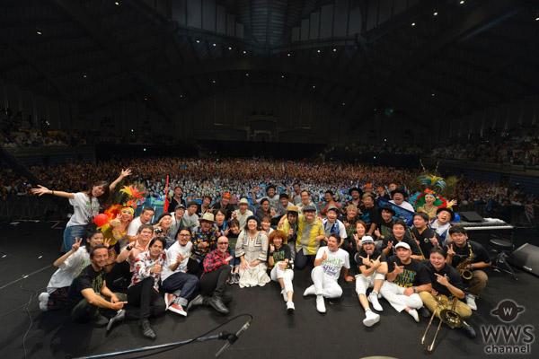 【ライブレポート】BEGIN、沖縄で平成最後のカウントダウンライブで新年をお祝い!