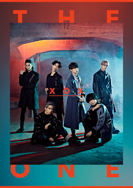 XOX、1stアルバム『THE ONE』ビジュアル公開!
