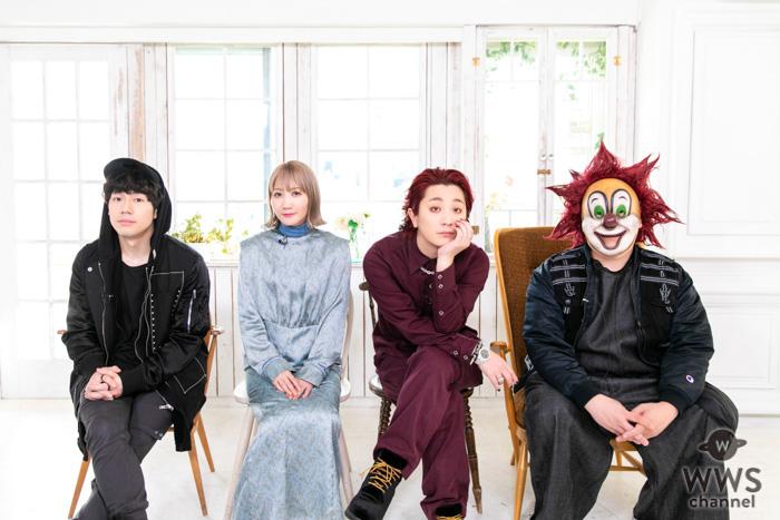 SEKAI NO OWARI、スペースシャワーTVで特番放送!ニューアルバムからインタビューまで盛りだくさんの30分!