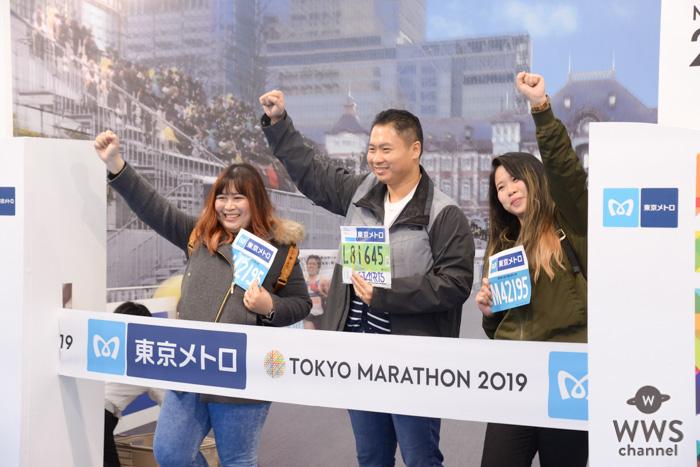 東京マラソンEXPO 2019が開幕!特設会場に出店ブースが勢ぞろい!!