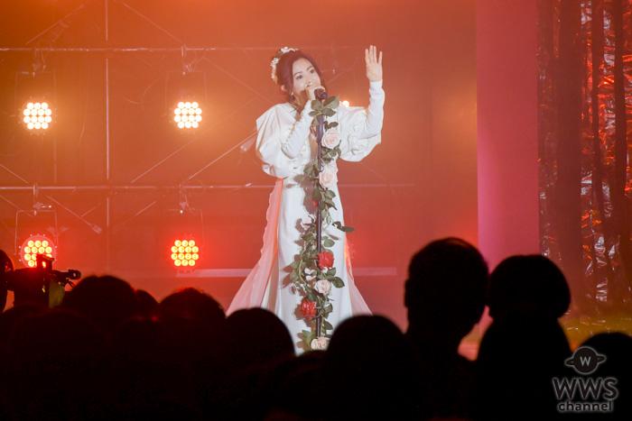 倉木麻衣がサマンサタバサ25周年イベントで『名探偵コナン』主題歌を披露!<Samantha Thavasa 25周年キック・オフプレ発表会>