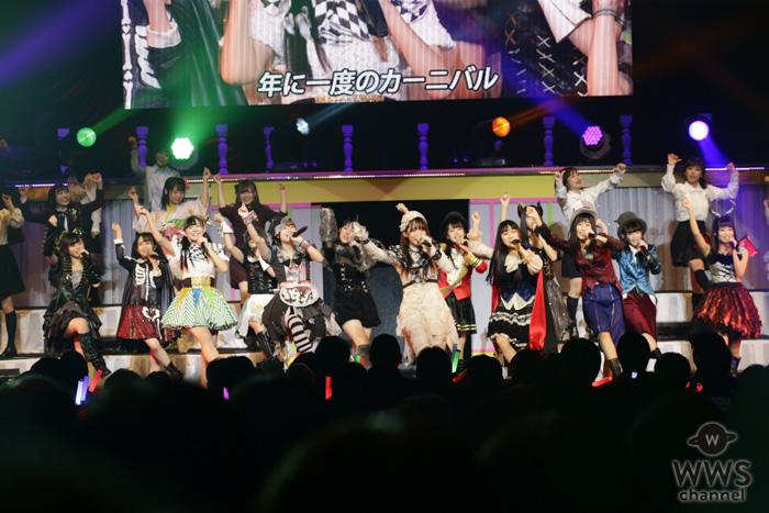 SKE48の9期生が初の単独コンサートのステージへ!