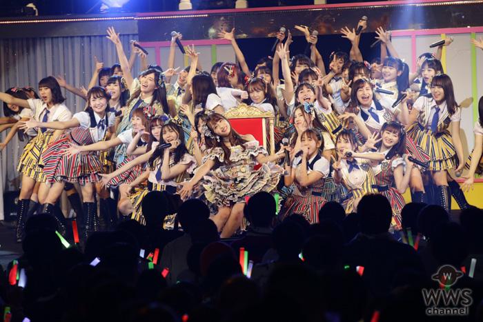 SKE48・松村香織、松井珠理奈とダンス対決!「卒業コンサート〜これで終わると思うなよ?〜」開催!