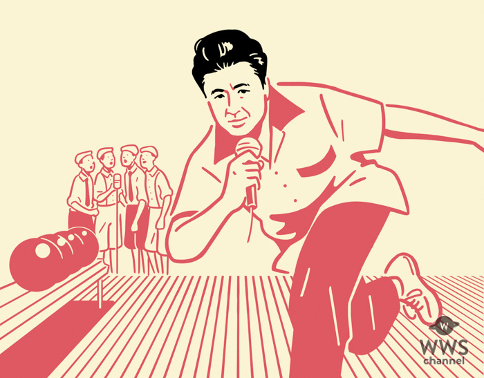 """桑田佳祐のボウリング愛の化身「""""ピンすけ♪""""」のLINE販売がスタート!"""