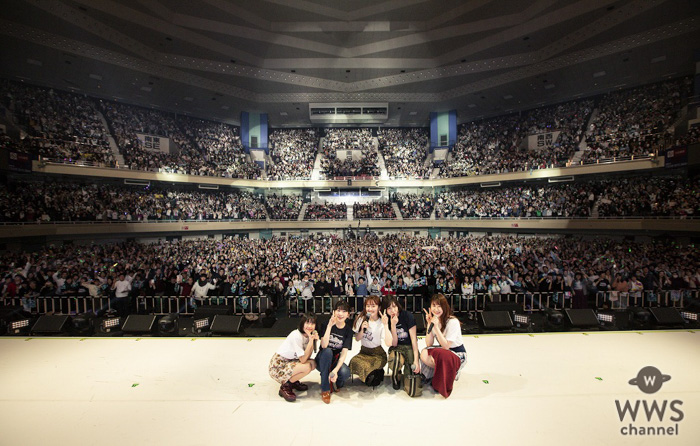 Little Glee Monster(リトグリ)、日本武道館ライブダイジェストを WOWOW番組サイトで公開!