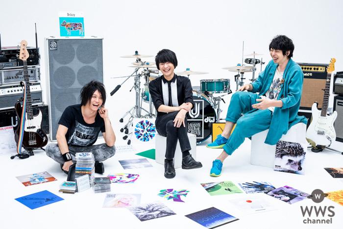 UNISON SQUARE GARDEN、結成15周年の記念特集が「GYAO!」にてスタート!