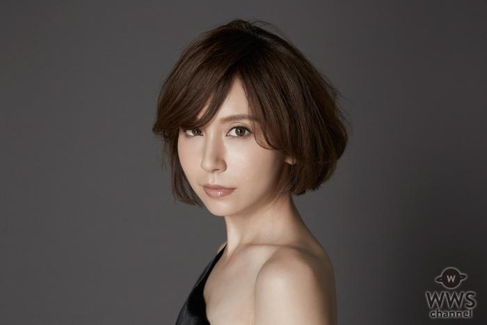May J.が平成を彩るカバーアルバムを4月にリリース決定!