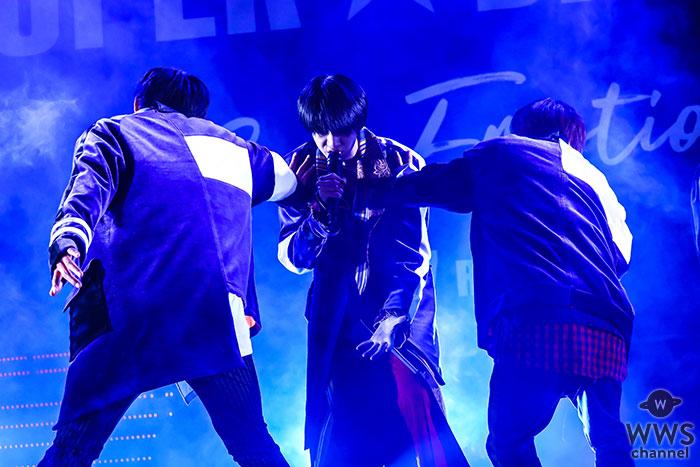 「踊り狂え!」SUPER★DRAGONライブにお台場で3,000人が盛り上がる!『2nd Emotion』アルバムリリースイベント開催!