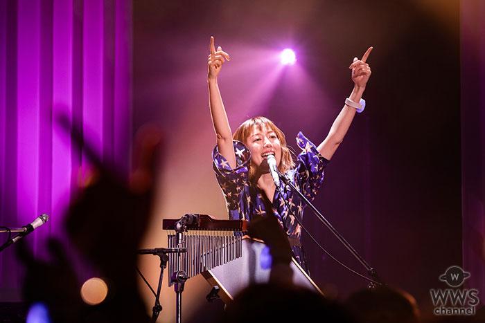 moumoon、「FULLMOON LIVE TOUR 2019 〜OFUTASRISAMA〜」ファイナル公演のライブレポート公開!