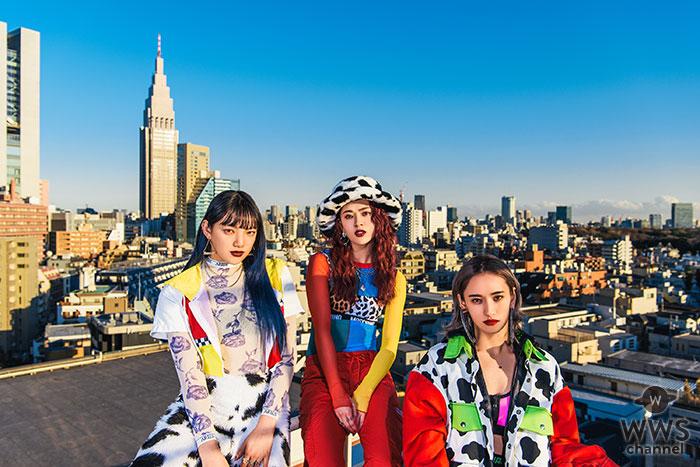 E-girlsメンバーによるHIPHOPユニット・スダンナユズユリー、 新曲「TEN MADE TOBASO」のミュージックビデオを公開!