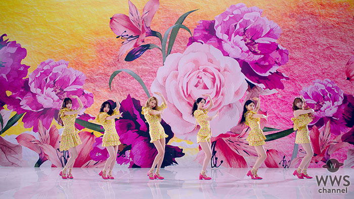 GFRIENDがJAPAN 3rd SINGLE「FLOWER」のティザーを公開!!