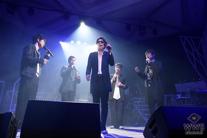 ゴスペラーズ、36都市40公演開催の全国ツアー千秋楽!