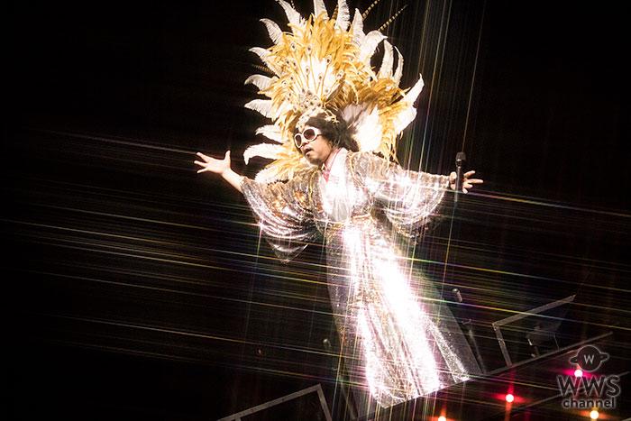 レキシ、7万人動員の全国ホール&アリーナツアー千秋楽公演、 大盛況の大阪城ホールアンコールで5月開催の豪華ゲストツアーを発表!