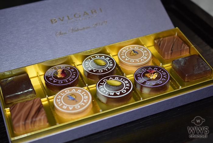 BVLGARI Il Cioccolatoの限定チョコレート·ジェムズ