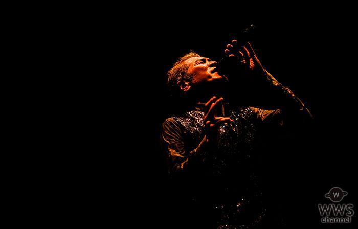吉川晃司、デビュー35周年ツアー「KIKKAWA KOJI 35th Anniversary Live」日本武道館からスタート!!