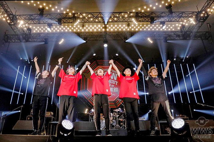 FLOW、デビュー15周年の総決算!ライブ神曲連発となった10年ぶり2度目の日本武道館公演をWOWOWで独占放送決定!!