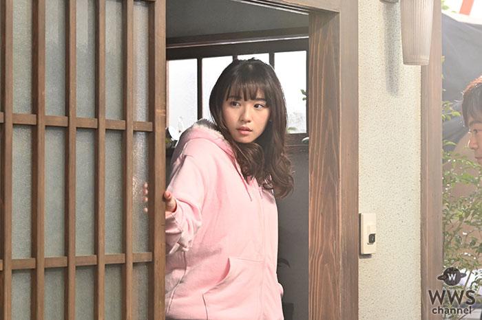 9割アドリブ!浅川梨奈が人間力の試されるドキュメントドラマに挑戦! グループ卒業後初撮影ドラマ「ゼブラ」がスタート!