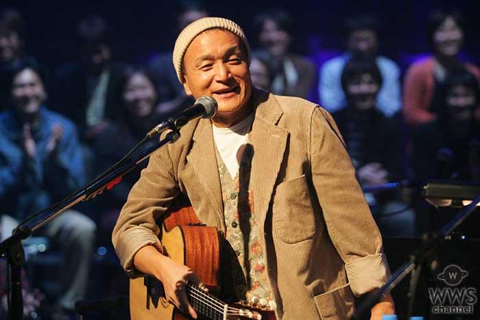 小田和正、音楽特番『風のようにうたが流れていた』が3月29日放送決定!