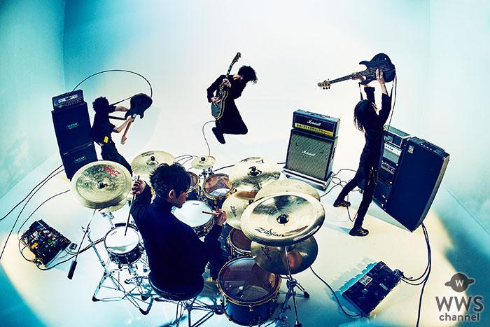9mm Parabellum Bullet、10thシングル「名もなきヒーロー」ラジオ初オンエア決定!15周年を迎えた9mmが贈る初の応援ソング!!