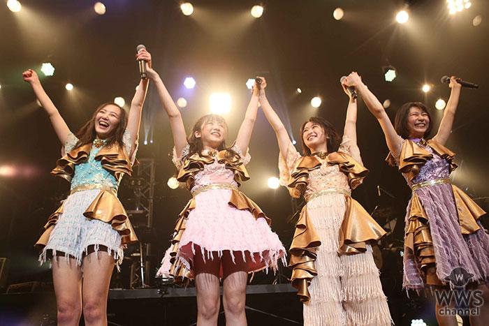 東京女子流、5/25中野サンプラザで「10年目のはじまり」 開催決定!!
