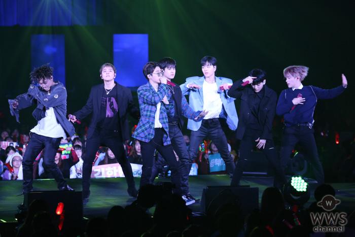 【ライブレポート】iKONが『PERFECT VALENTINE 2019(パーフェクトバレンタイン)』で圧倒的パフォーマンス&胸キュンのステージ!