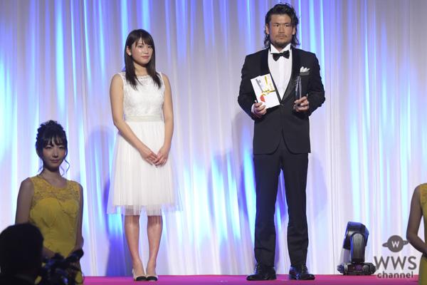 久松郁実が「K-1 AWARDS (アウォーズ) 2018」のMCに登場!