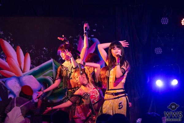 アップアップガールズ(仮)、腹黒ピカソがライブに合わせてライブペインティングをする異色なコラボライブを開催!