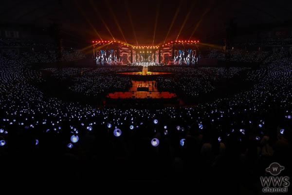 BTS、ドームツアー完走!4都市9公演で38万人動員!!
