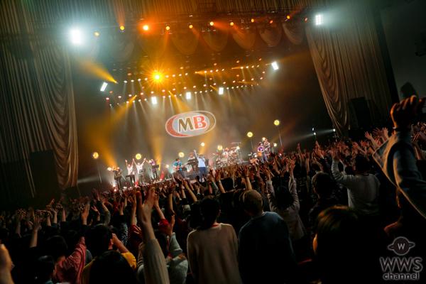 30周年の真心ブラザーズ、中野サンプラザで大盛況のツアーファイナル!