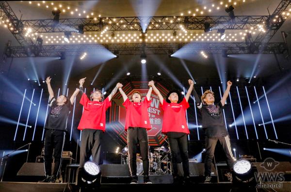 FLOW、10年ぶり2度目の日本武道館公演をWOWOWで独占放送決定!!