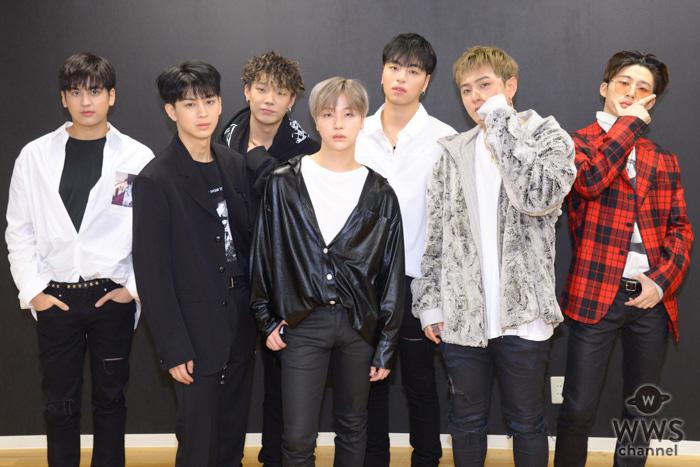 7人組ボーイズグループ・iKON(アイコン)がアルバム『NEW KIDS』について語る!都内で合同記者会見を開催!!