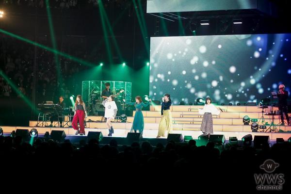 Little Glee Monster(リトグリ)、2年ぶりの日本武道館ライブをWOWOWで2月24日に早くもオンエア!