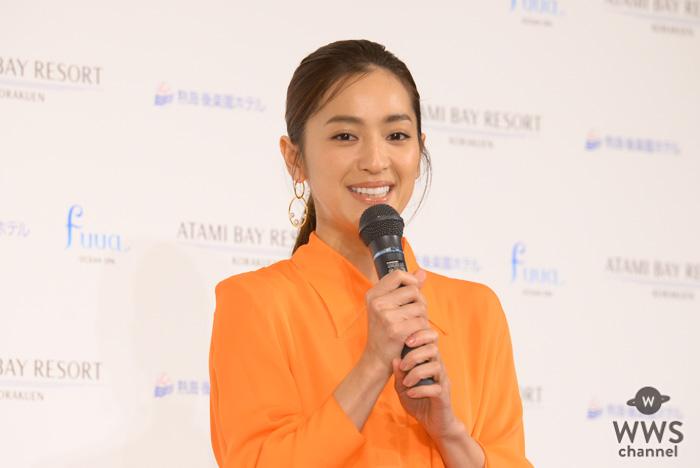 女優・中村アンが熱海リゾート施設のアンバサダーに就任!