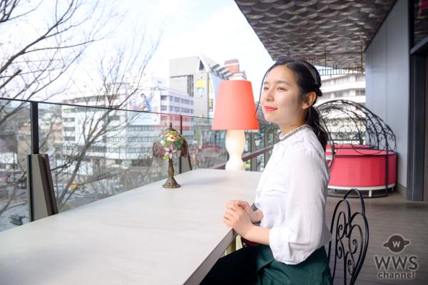 舞台女優・中山唯が表参道のホワイトデー限定のスイーツを食レポ!