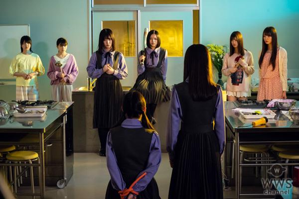 ザンビの呪いが牙を剥く!乃木坂46出演のドラマ「ザンビ」第6話の予告編が公開!